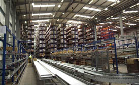warehouse space to rent in the UK